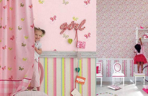 tienda papeles pintados habitación infantil