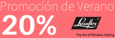 oferta estores madrid